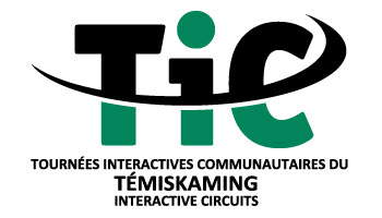 Temiskaming Interactive Circuits Logo Circuits interactifs du Témiskaming