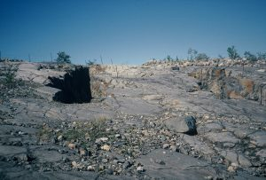 Nipissing Hill Bare Rock