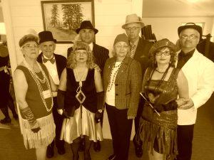 Real historical characters in our re-enactment activities / De vraie personnages historiques lors de nos activités
