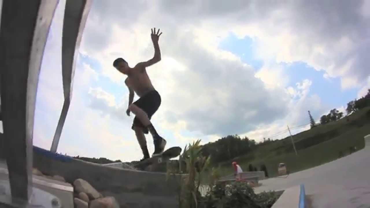 Harder For Carter Skate Park