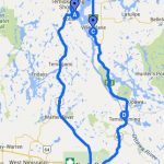 Lake Temiskaming Tour Map, where you will find one lake, two provinces, three cultures / Le tour du lac Témiskaming, un lac, deux provinces et trois cultures