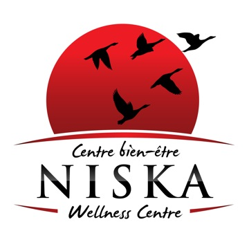 Niska Wellness Centre, a pillar of the Presidents' Suites / le centre de bienêtre Niska un pilier des Suites des Présidents.