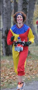 Haunted Hustle Clown Temiskaming Shores