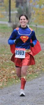 Haunted Hustle Superwoman Temiskaming Shores