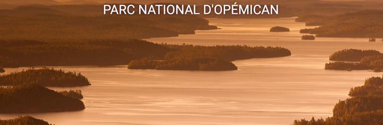 Opemican National Park on Lake Temiskaming - parc national d'Opémican