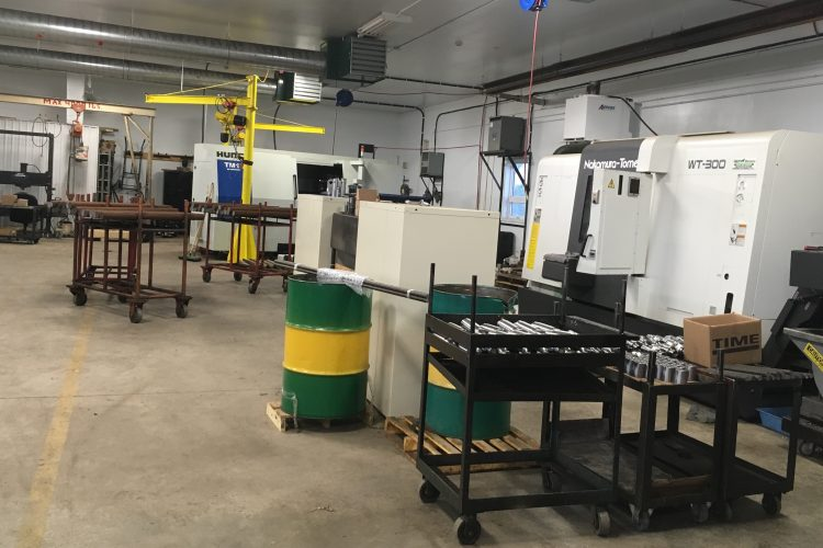 TIME Manufacturing Facility