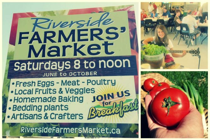 Riverside Farmer's Market : Fresh, Fun, Family Friendly