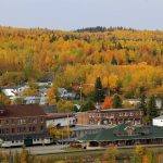 Cobalt Fall Colours - discover the communities around Lake Temiskaming. Try the Temiskaming Fall Colours Northern Tour