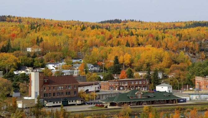 Fall Colours Tour of Lake Temiskaming