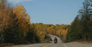 Lake Temiskaming Fall Colours Motorcycle Tour