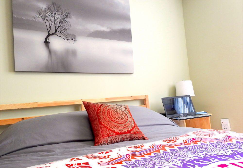 Harbour View Centre bedroom