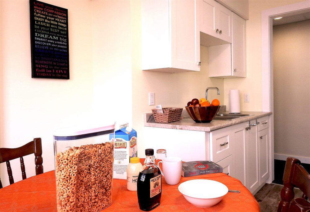 Harbour View Centre kitchen