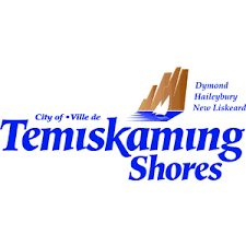 City of Temiskaming Shores composed of Haileybury, North Cobalt, New Liskeard and Dymond
