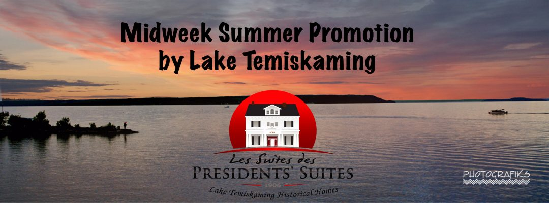 Midweek Summer Promotion