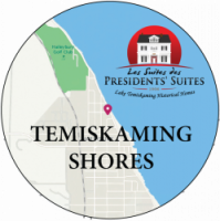 The Presidents Suites are located in Temiskaming Shores