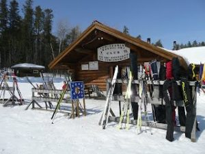 Temiskaming Nordic ski club chalet