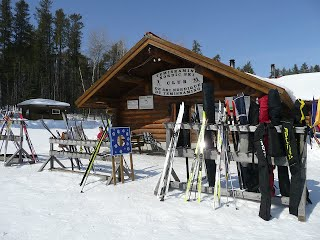 Temiskaming Nordic ski club chalet