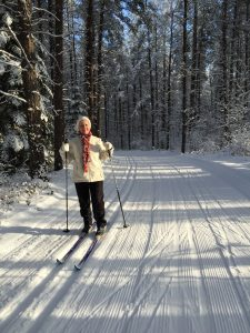 Skiing for the entire family at Temiskaming Nordic