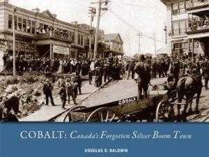 Cobalt silver rush book Douglas Baldwin