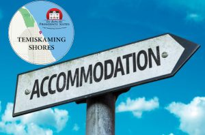 Looking for Temiskaming Shores Accommodation