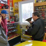 Canada's largest miniature car gallery located in Temiskaming Shores at Redstone.