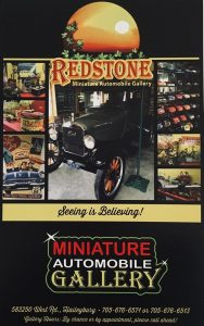 Redstone miniature automobile gallery