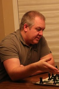 Learn chess in Temiskaming Shores with Luc Boucher