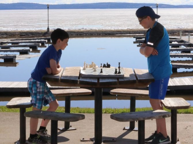 Learn Chess with a Local