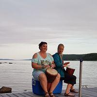 wellness retreat activity on Farr Island