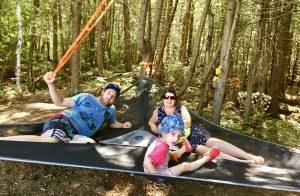 Chill on a Tentsile hammock on Farr Island